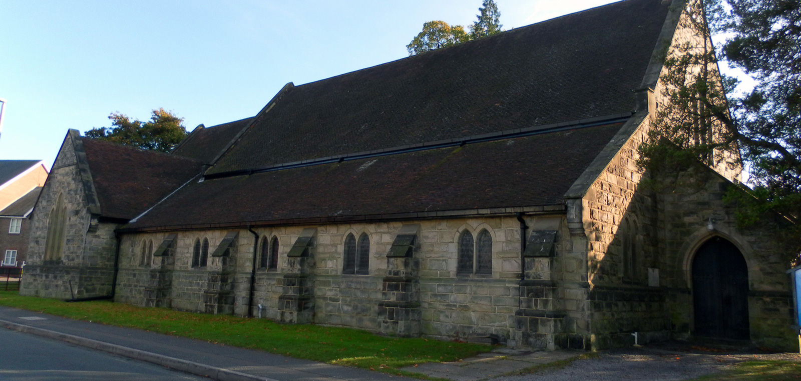 Biserica Ortodoxa Romaneasca Crawley